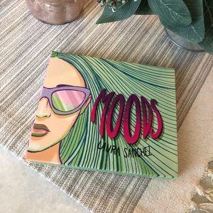 Laura Sanchez Moods Eyeshadow Palette NIB